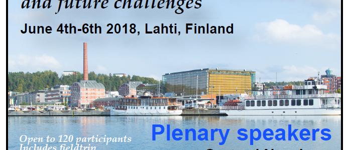 Symposium LahtiLakes 2018
