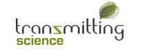 logo Transmitting Science